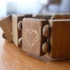 bracelet, wooden, figurines