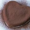 heart, form, cocoa
