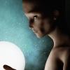 humanoid, orb, sphere