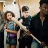 misfits, actors, baseball bat