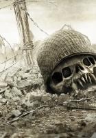 resistance, skull, helmet