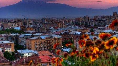armenia, city, yerevan