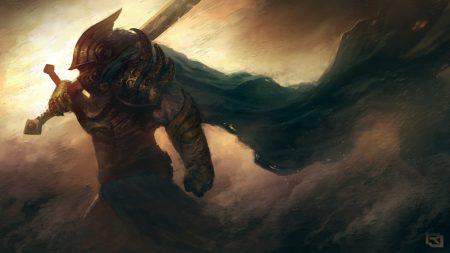 art, warrior, armor