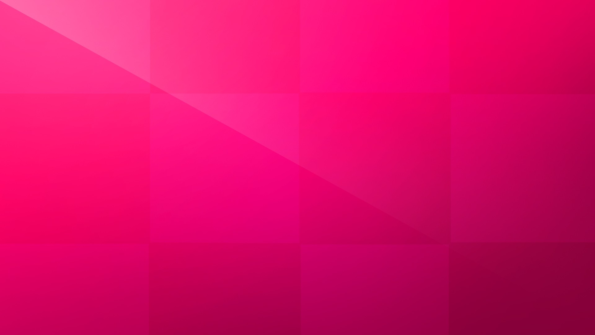 Solid Neon Pink Background