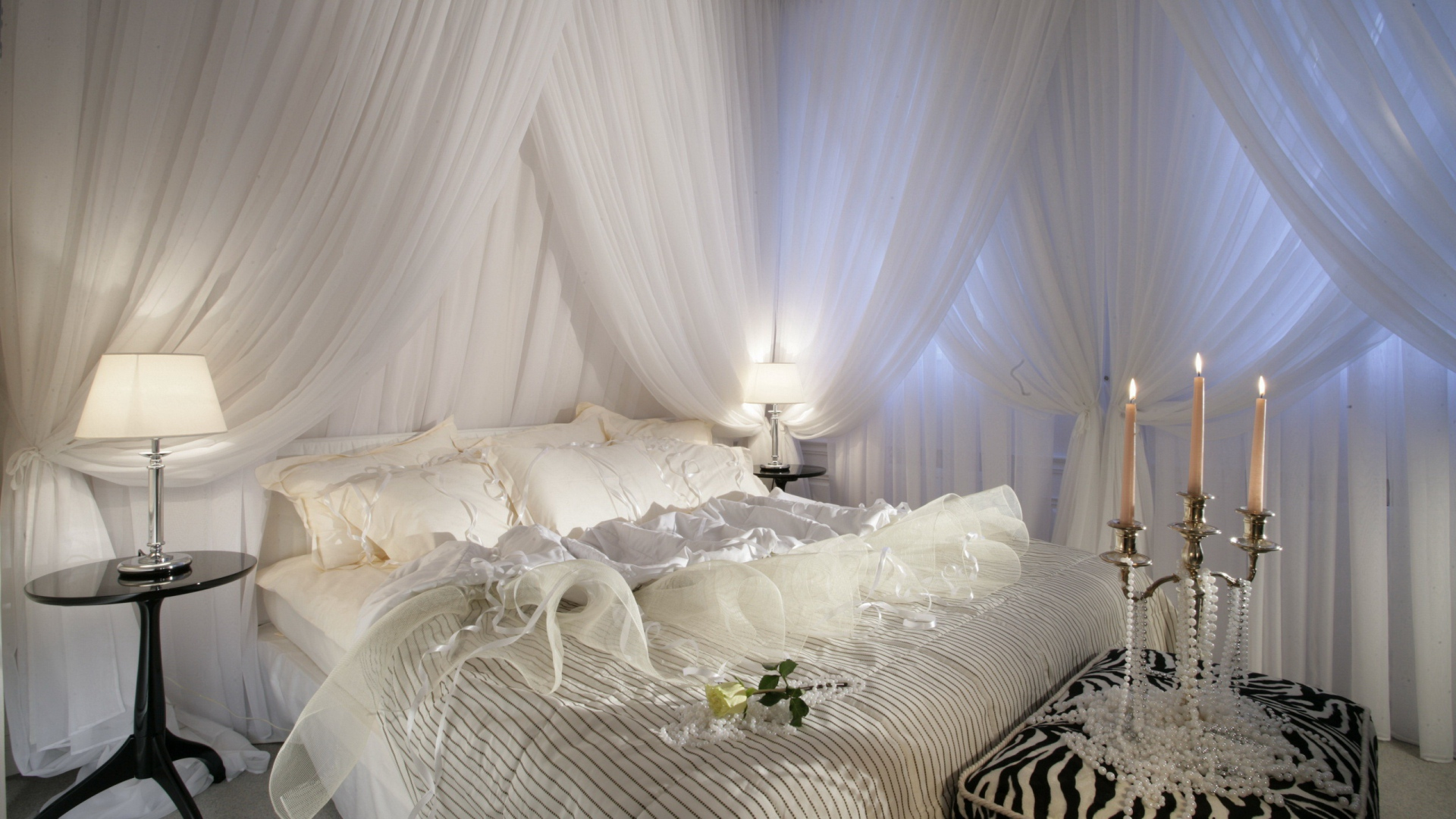 Get The Latest Bedroom Bed White Candles News Pictures And Videos Learn All About From Wallpapers4uorg Your Wallpaper
