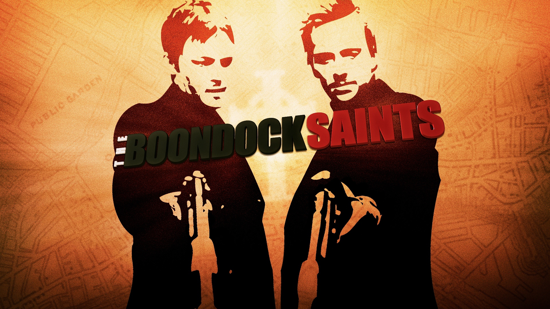 Boondock Saints Killers Pistols