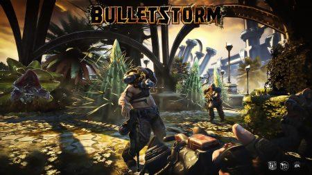 bulletstorm, characters, sunlight