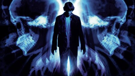 butterfly effect, x-ray, man