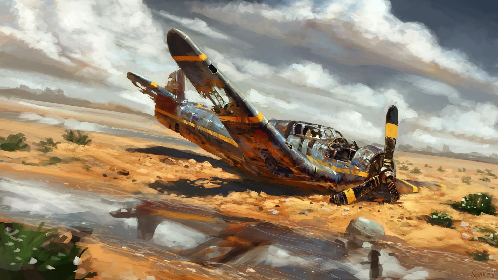 Playstation 4 aircraft games crash to desktop