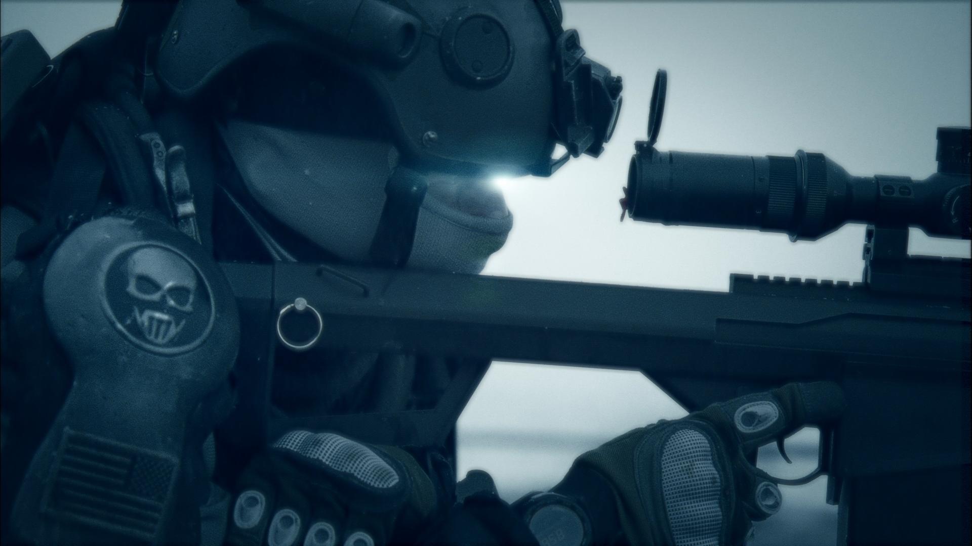 Call Of Duty Modern Warfare 3 Soldier Automatic