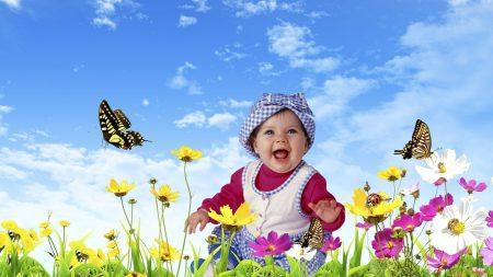 child, nature, boy