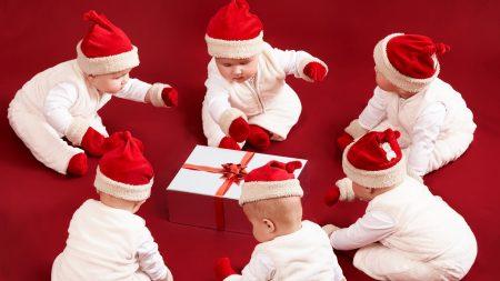 children, holiday, new year