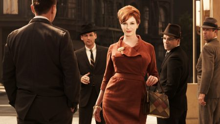 christina hendricks, lady, dress