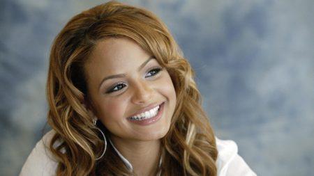 christina milian, smile, celebrity
