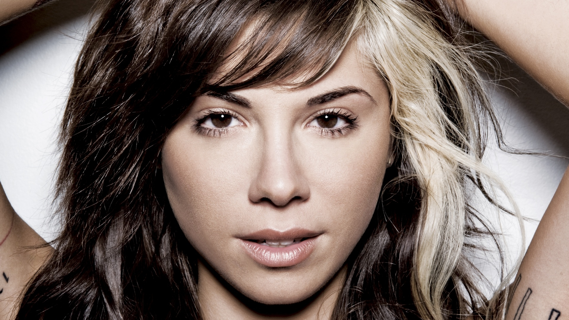 Christina Perri In An Interview