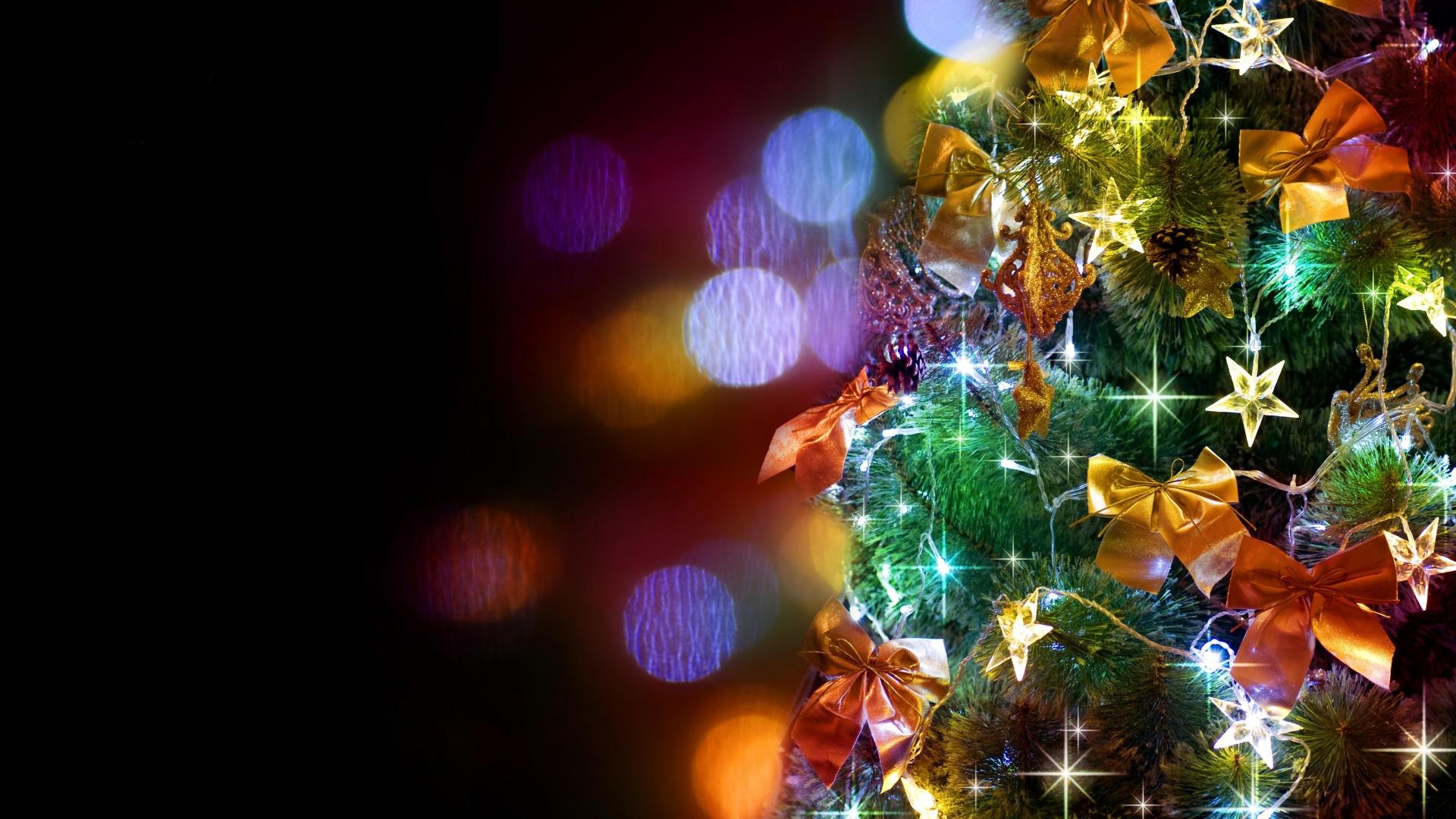 Christmas Tree Garlands Ornaments