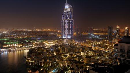 city, dubai, united arab