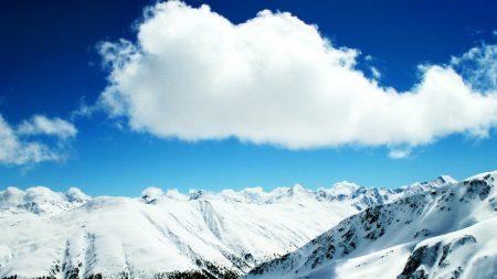cloud, sky, height