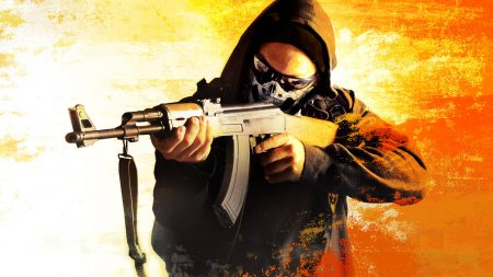 counter strike water background counter strike global offensive art HD Wide Wallpaper for Widescreen