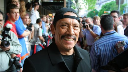 danny trejo, man, actor