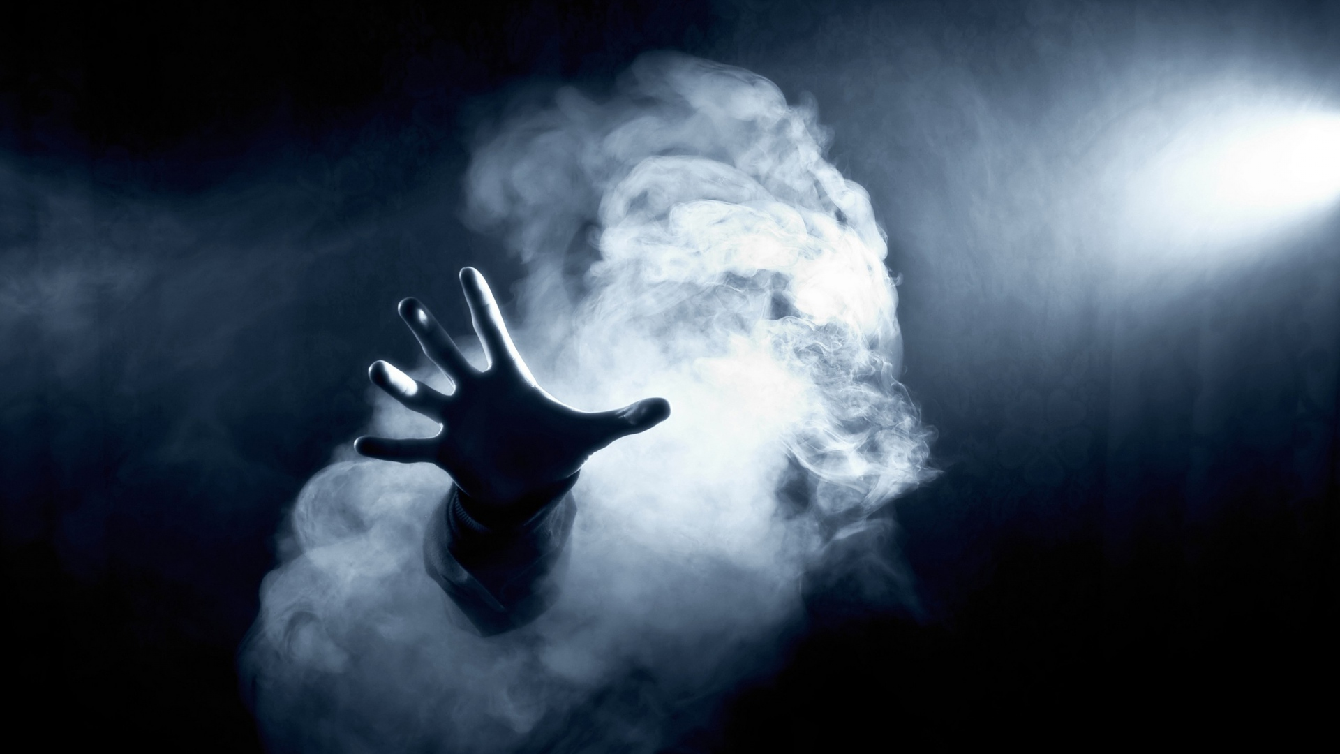 Download wallpaper 1920x1080 dark hand smoke full hd 1080p hd background - Dark smoking wallpapers ...