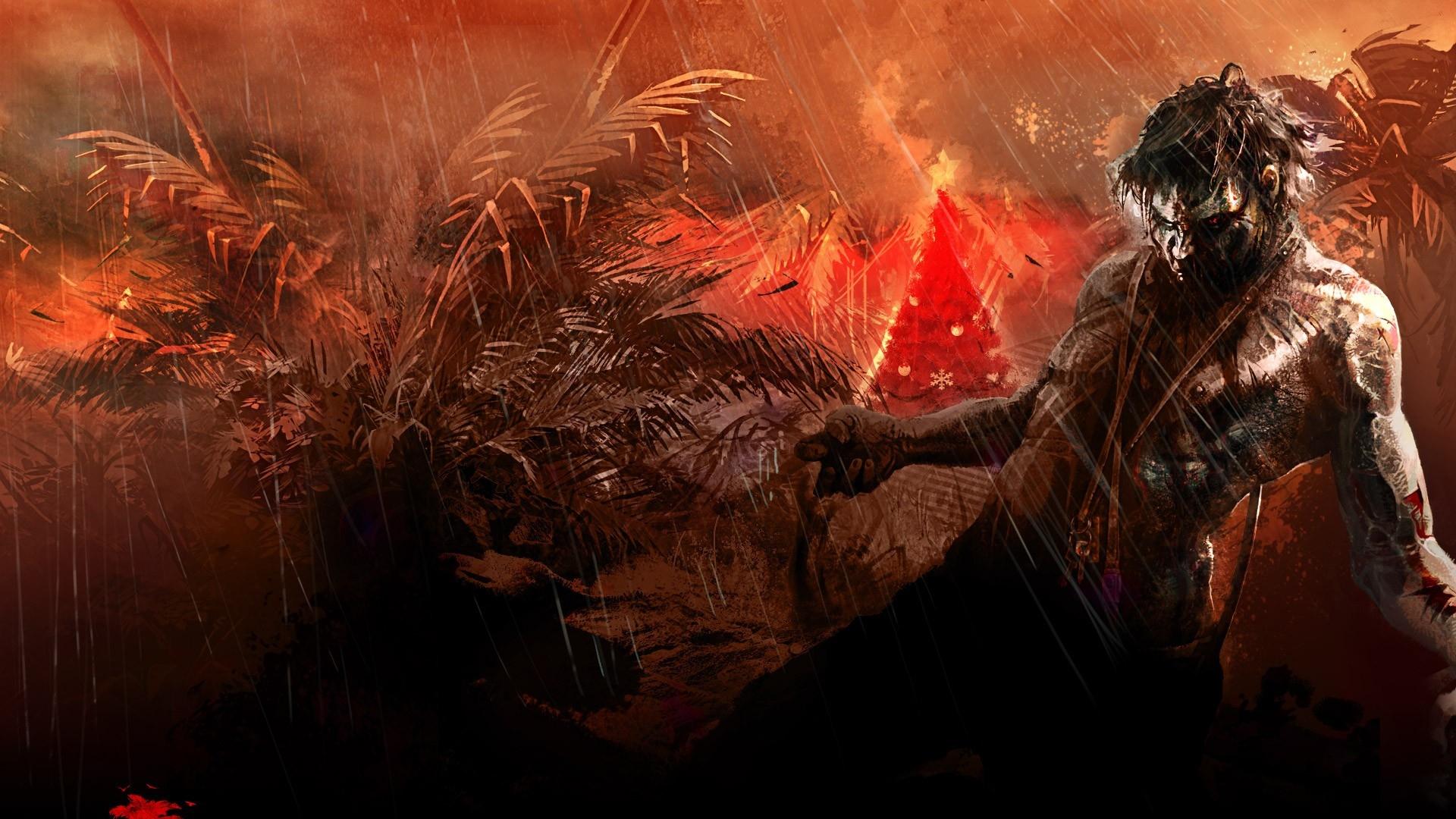Dead Island Blood Zombi