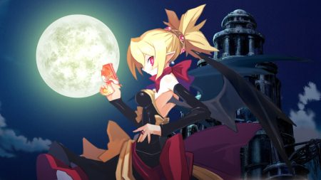 red moon disgaea - photo #45