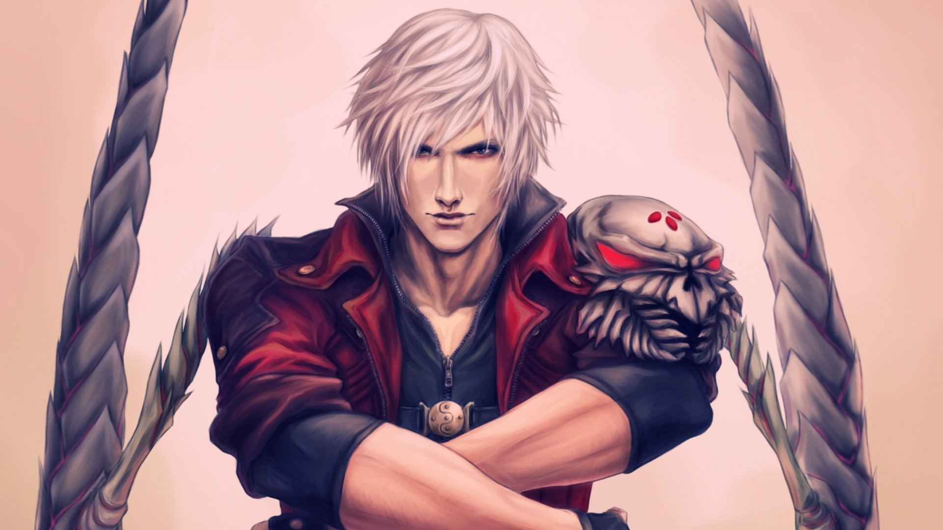 Download wallpaper 1920x1080 devil may cry dante hands look devil may cry dante hands voltagebd Choice Image