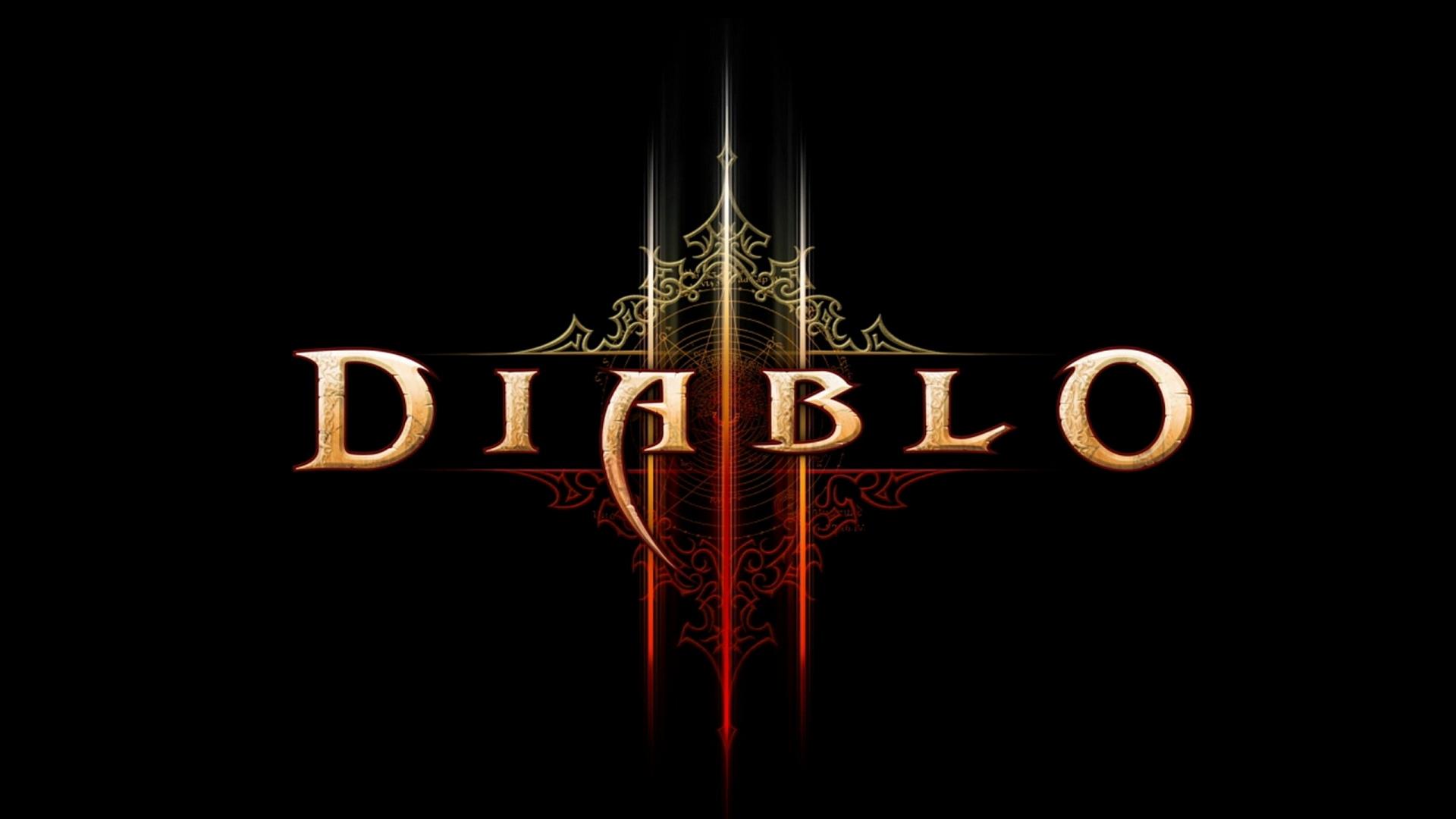Diablo 3 Name Text
