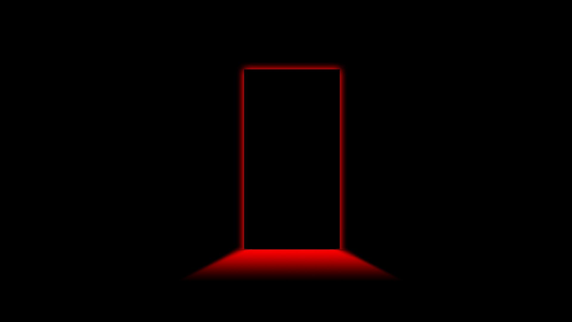 download wallpaper 1920x1080 door light shadow black