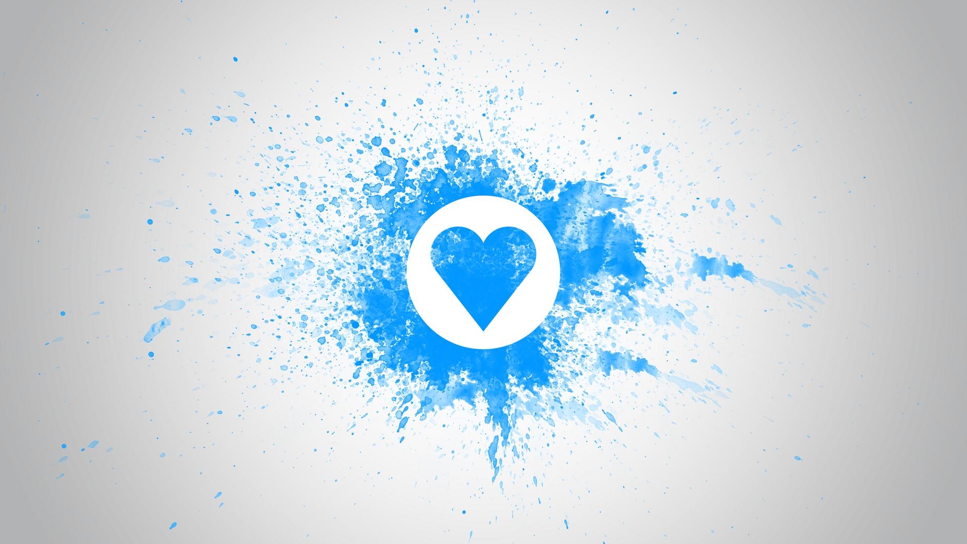 Download Wallpaper Love Blue - drawing_on_wall_chalk_blue_white_heart_love_feelings_11052_1920x1080  HD_162164.jpg