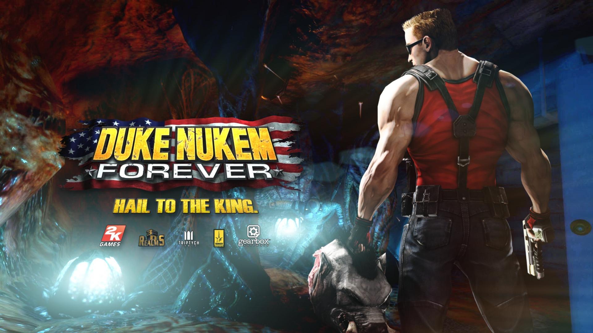 Duke Nukem Forever Sant John Beast