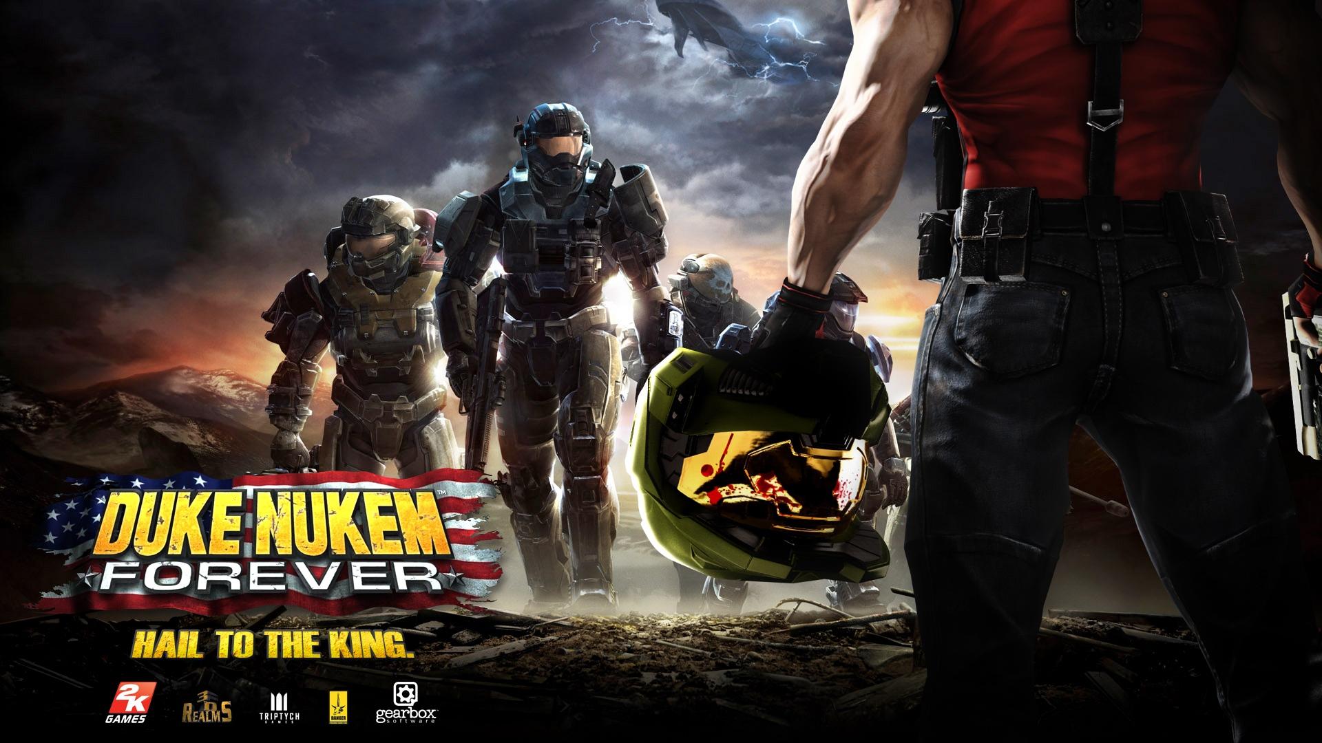 Duke Nukem Forever Sant John Soldier