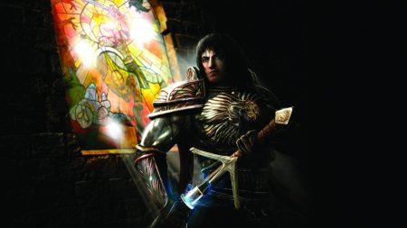 dungeon siege, warrior, sword