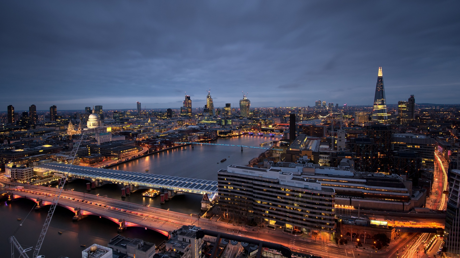 download wallpaper 1920x1080 england, uk, london, canary wharf