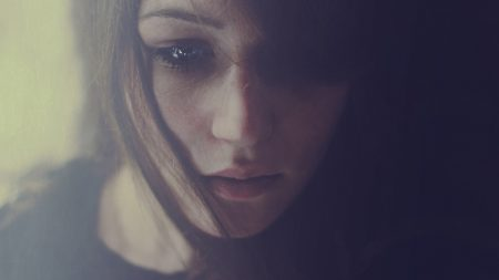 face, girl, sad
