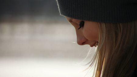face, smile, girl