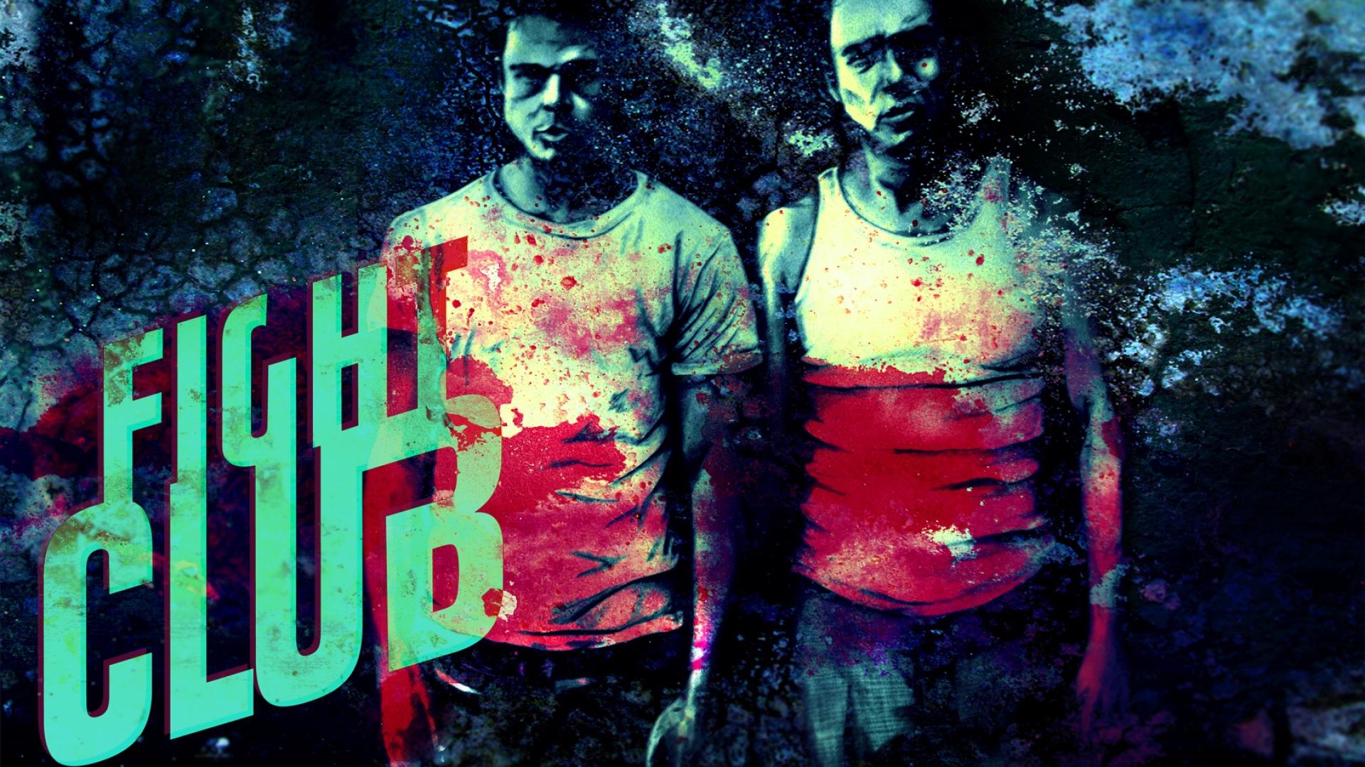 fight club Fight club est un film réalisé par david fincher avec brad pitt, edward norton synopsis : le narrateur, sans identité précise, vit seul, travaille seul, dort seul, mange seul ses plateaux.