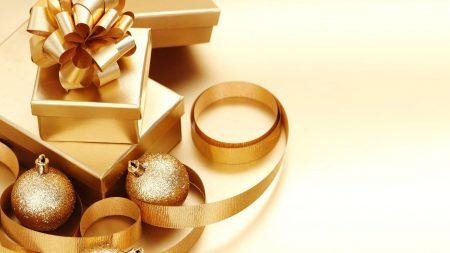 gifts, bow, ribbon