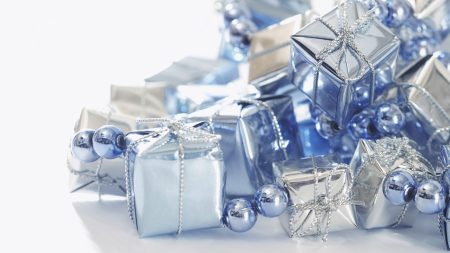 gifts, toys, bows