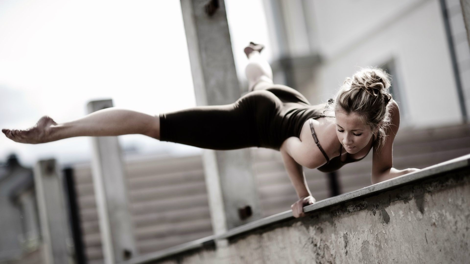 Супер красивая девочка спортсменка дала в жопу 10 фотография