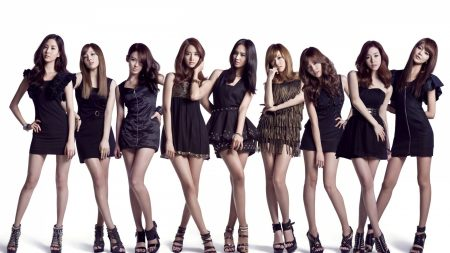 girls generation, girls, dress