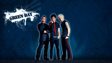 green day, spot, band