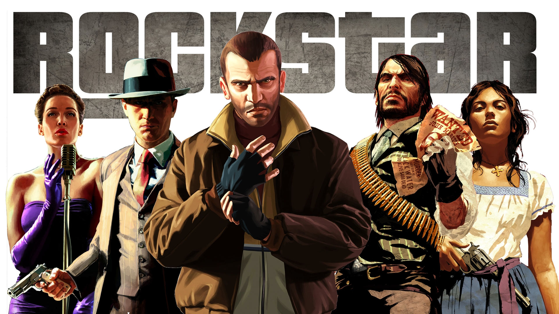 Gta Grand Theft Auto Rockstar
