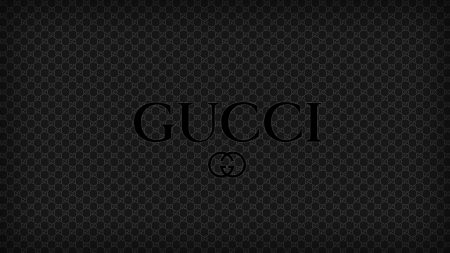 download wallpaper 1920x1080 gucci brand logo full hd