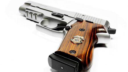 gun, guns, metal