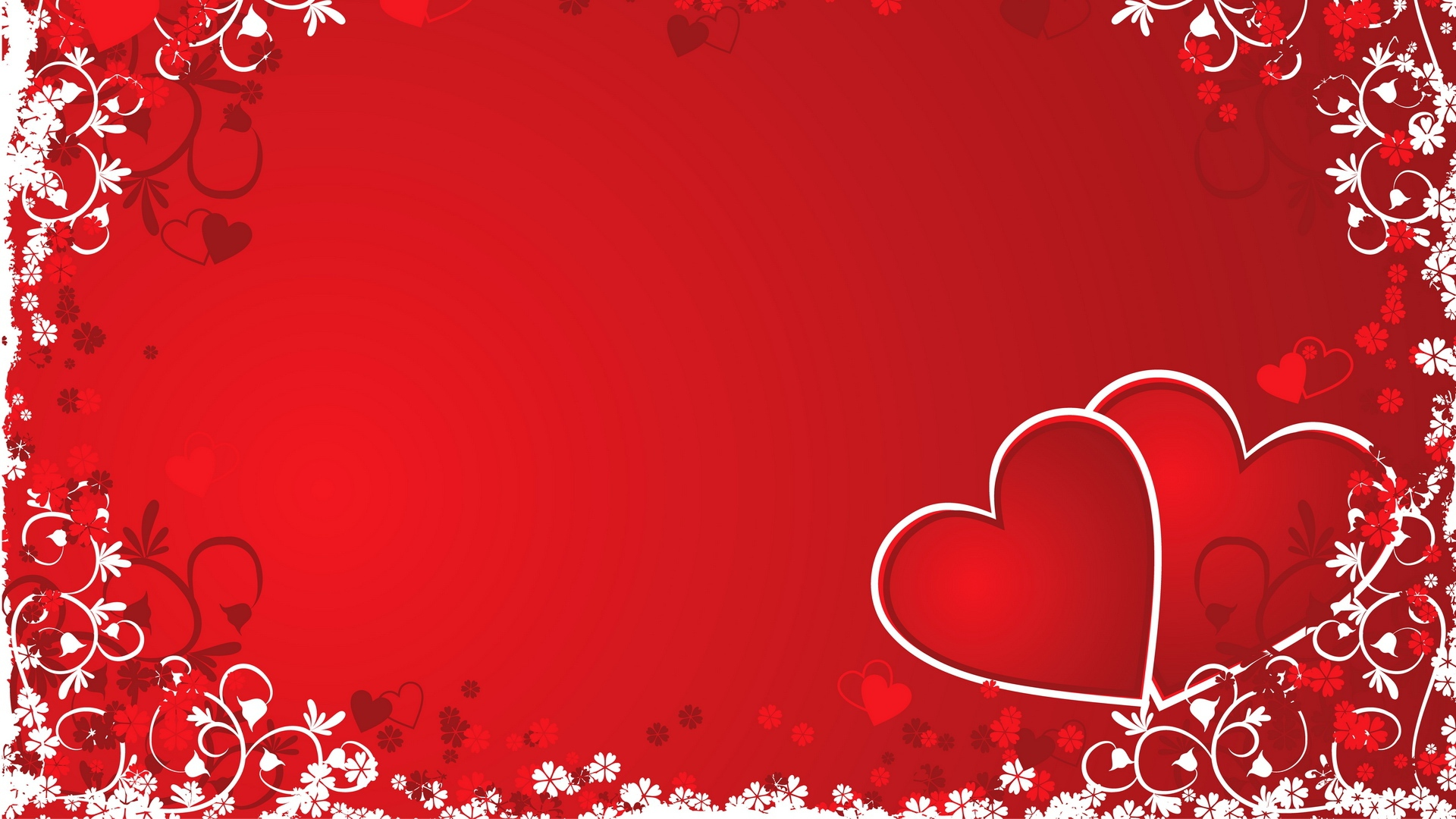 Download Wallpaper 1920x1080 Heart, Picture, Letter