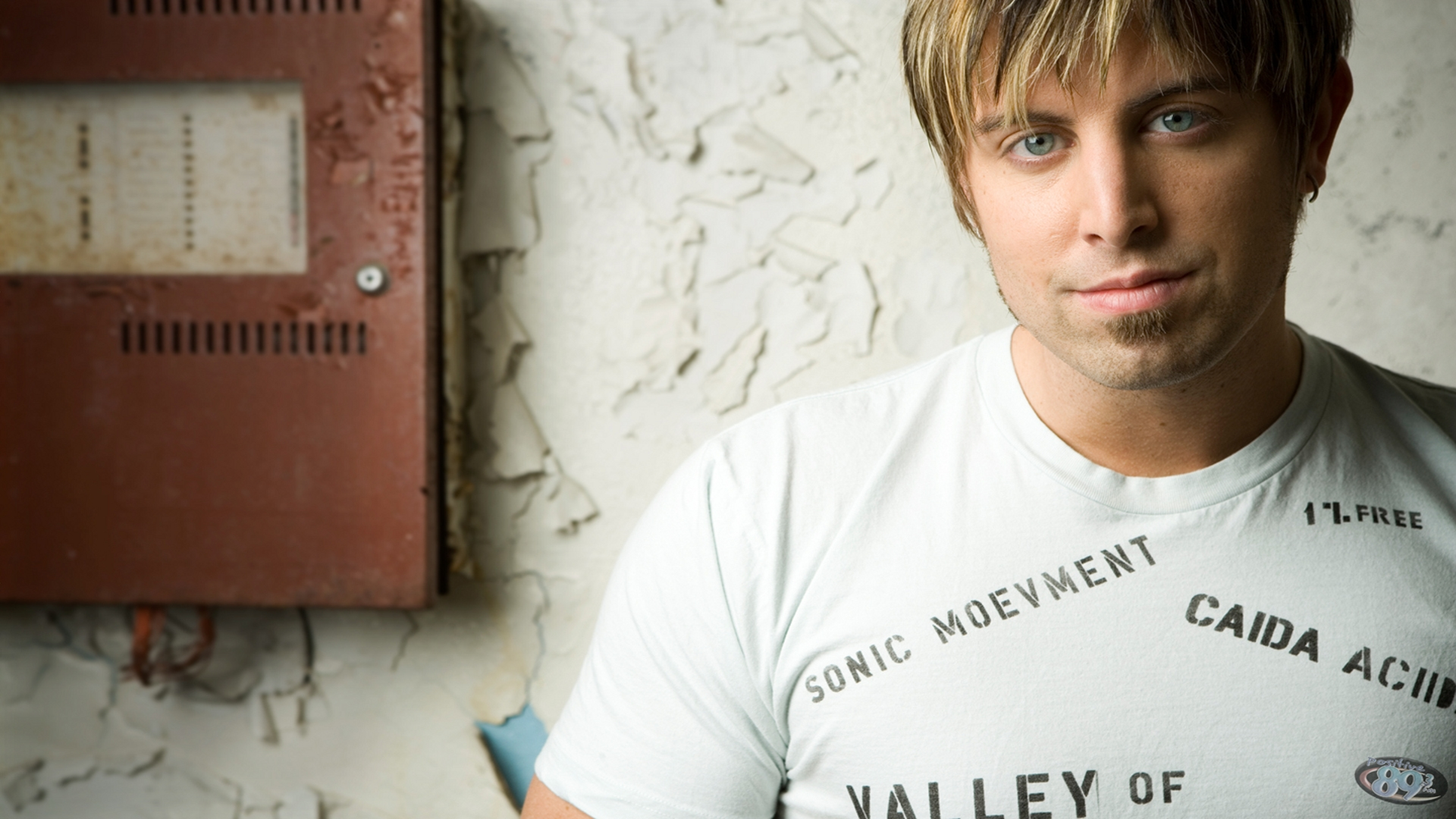 Download Wallpaper 1920x1080 Jeremy Camp, T-shirt, Look
