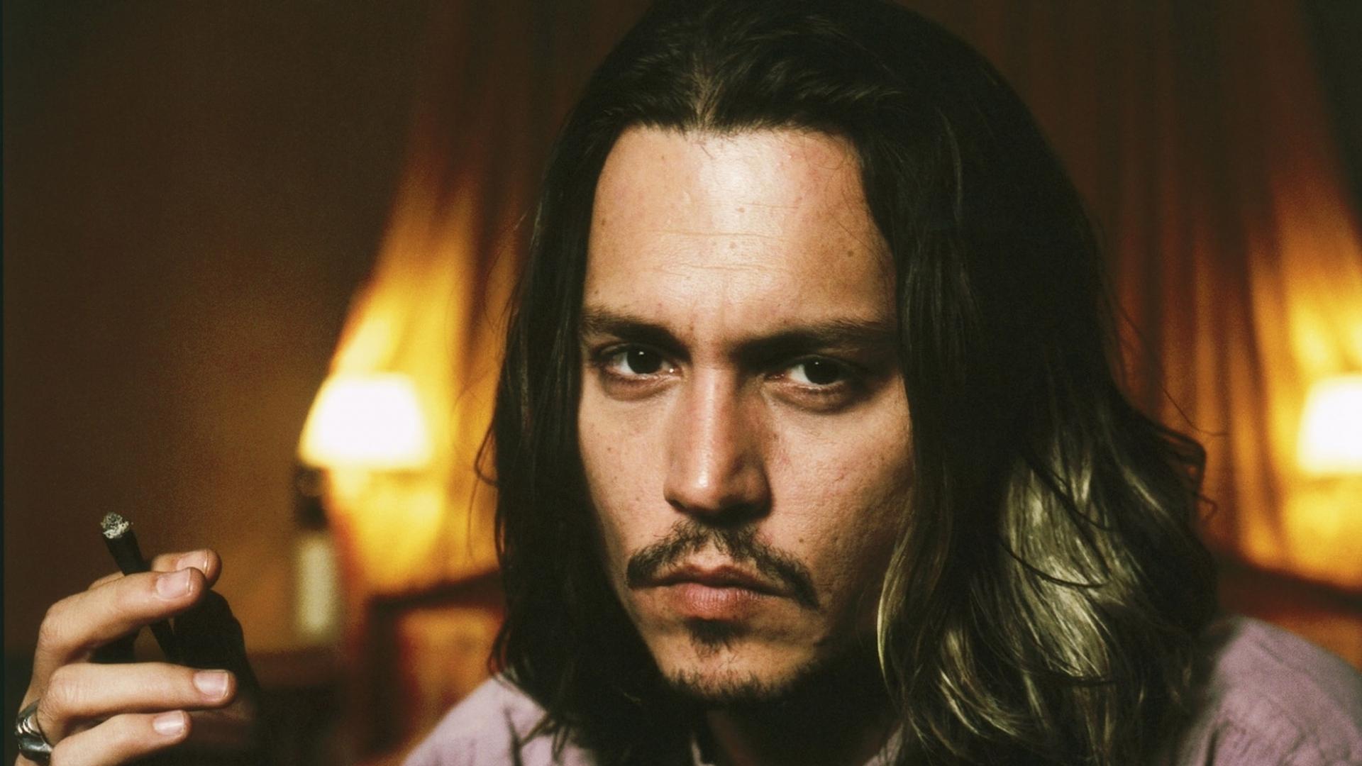 Johnny Depp Actor Man