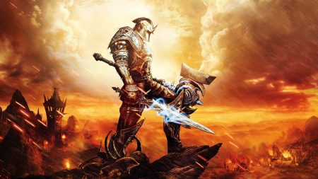 kingdoms of amalur, warrior, sword